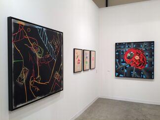 P.P.O.W at Art Basel in Miami Beach 2015, installation view