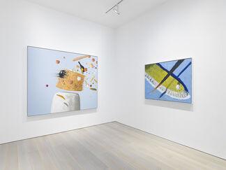 Julio Larraz, installation view