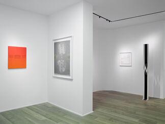Walter Leblanc. Sensorial Geometries. Curated by Francesca Pola, installation view