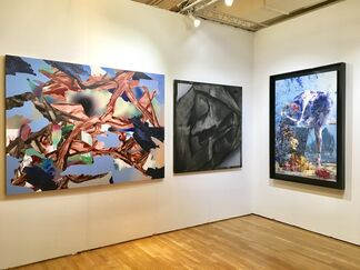 Mitch + Co Gallery & Assembly Gallery at SCOPE New York 2017, installation view