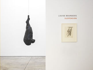 Louise Bourgeois: Suspension, installation view