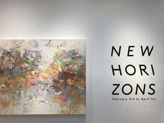 New Horizons, installation view