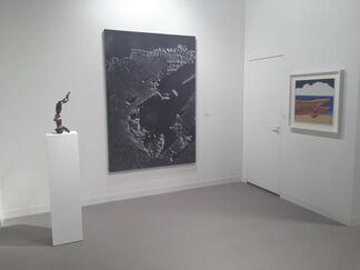 Mitchell-Innes & Nash at Art Basel in Miami Beach 2015, installation view