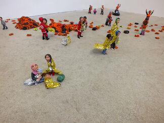 Karine Giboulo: Waves, installation view