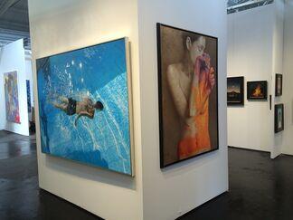 ARCADIA CONTEMPORARY at Art Market San Francisco 2016, installation view