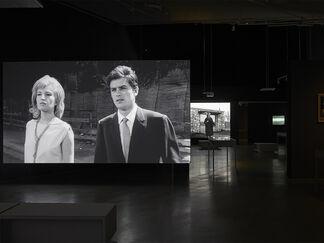 Michelangelo Antonioni - Il maestro del cinema moderno, installation view