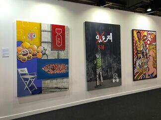 Beirut Art Fair 2017, installation view