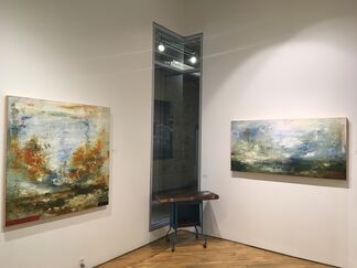 Feature Gallery: Peter Burega, installation view