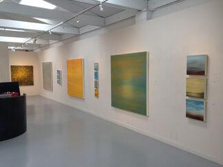 CAROLE PIERCE - Sky, Land & Water, installation view