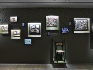 Parajanov,  with Sarkis, installation view