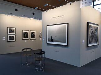 Galerie Commeter / Persiehl & Heine at art KARLSRUHE 2016, installation view