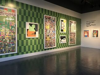 Michael Menchaca: Vignettes from San Antonio, installation view