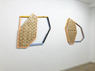 """Ana H. del Amo """"A tres tiempos"""", installation view"""