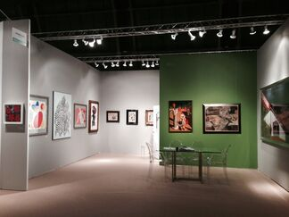 Chowaiki & Co. at Downtown Fair 2014, installation view