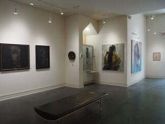 Face to Face: A Group Exhibition, installation view