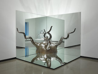 Saint Clair Cemin: Myth and Math, installation view