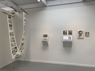 14th Annual Art of the Book, installation view