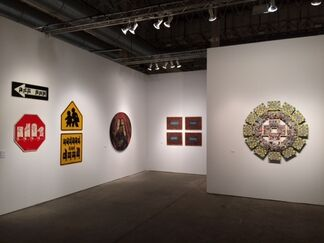 P.P.O.W at Expo Chicago 2015, installation view