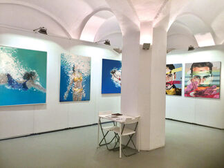 Opulent Living Gallery at ARTMUC 2019, installation view