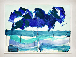 Howard Hodgkin / Acquainted with Night, installation view