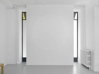 """Céleste Boursier-Mougenot : """"Solidvideo"""", installation view"""