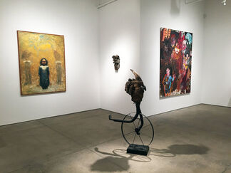 Dancing with Dystopia, installation view