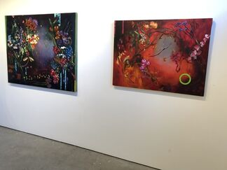 Posthumously Blooming, installation view