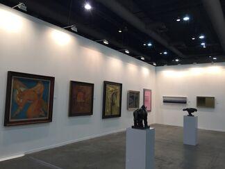 Gary Nader at ZⓢONAMACO 2017, installation view