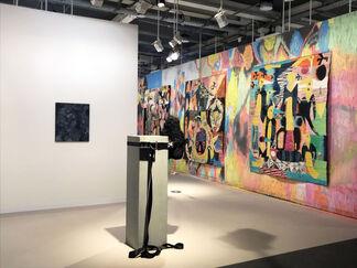 Galería OMR at Art Basel 2018, installation view