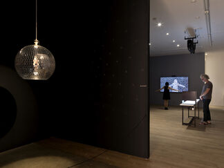 Rafael Lozano-Hemmer: Lapsus Lumen, installation view