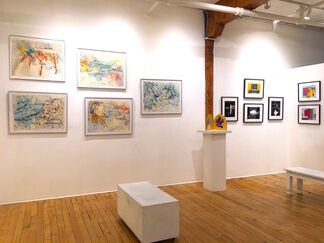 COMPLEXITIES, installation view
