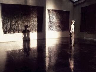 Evi Keller — MATIÈRE-LUMIÈRE, installation view