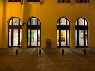 Sebastian Florido, installation view