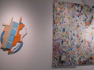 Spatial Intelligence, installation view