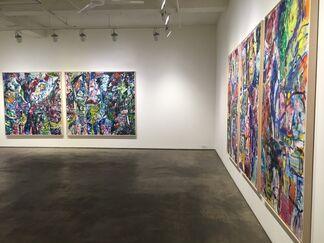 James Bohary, installation view