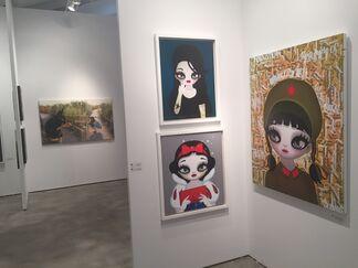 Pontone Gallery at CONTEXT Art Miami 2015, installation view