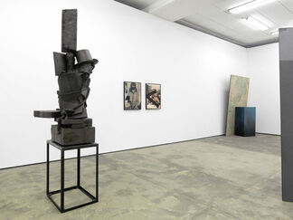 Cristian Andersen - Hole in the wall, installation view