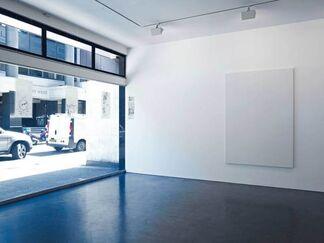 Mira Schendel in conversation with Max Bill, Naum Gabo, Sol LeWitt, Agnes Martin, Roman Opalka & Bridget Riley, installation view