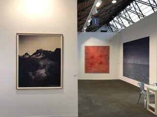 Van der Mieden Gallery at Art Brussels 2017, installation view