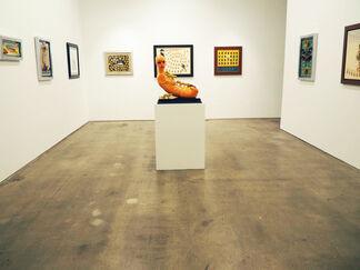 Williams Carmona Solo Exhibition, installation view