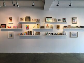 Wish You Were Here, installation view