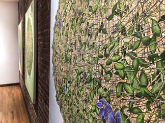 TEEMING: New Paintings by Allison Green, installation view