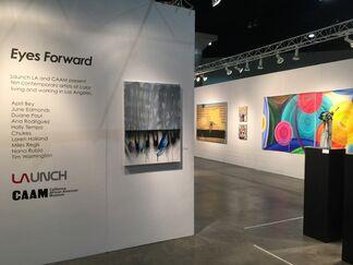 Eyes Forward, installation view