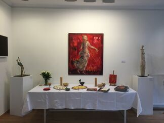 Ferdinando Ambrosino: Mythos & Poesie, installation view