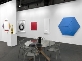 The Mayor Gallery at Art Basel 2018, installation view