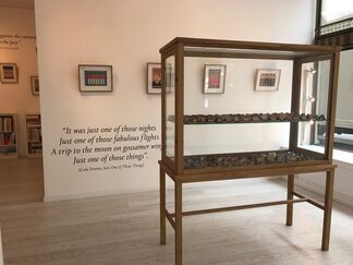Aaron Kasmin: Up in Smoke, installation view