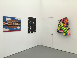 Henrique Faria   Buenos Aires at UNTITLED, Miami Beach 2016, installation view