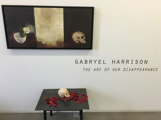 Gabryel Harrison | The Arc of Our Disappearance, installation view