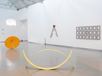 Qual é a Coisa, Qual é Ela | What is the thing, what is it, installation view