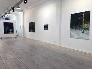 Daniel Bodner   Dusk, installation view
